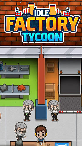 Idle factory tycoon Screenshot