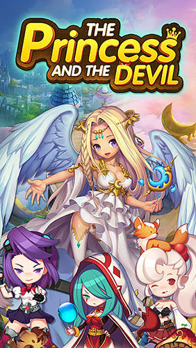 The princess and the devil icon