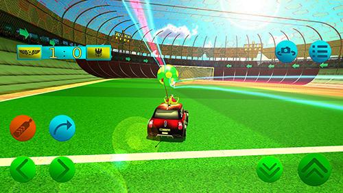Arcade Pocket football 2 für das Smartphone
