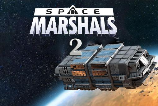 Space Marshals 2 captura de pantalla 1