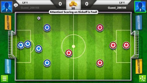 Online Soccer stars für das Smartphone
