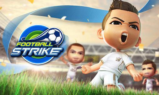 Football strike icône
