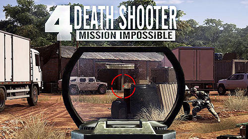 Death shooter 4: Mission impossible capture d'écran