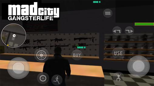 Mad city: Gangster life screenshot 1