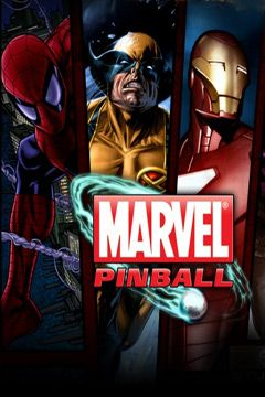 Screenshot Marvel Pinball auf dem iPhone