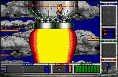 Captura de pantalla Duke Nukem 2 en iPhone