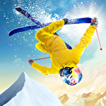 Red Bull free skiing Symbol