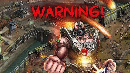 Online-Strategiespiele Z-empire: Dead strike auf Deutsch