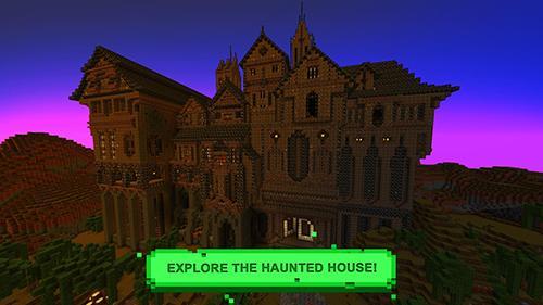 Arcade Horror craft: Scary exploration für das Smartphone