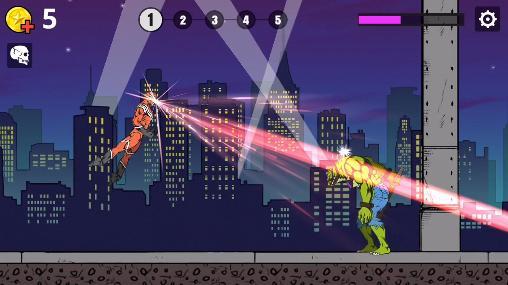 Limp heroes: Physics action Screenshot