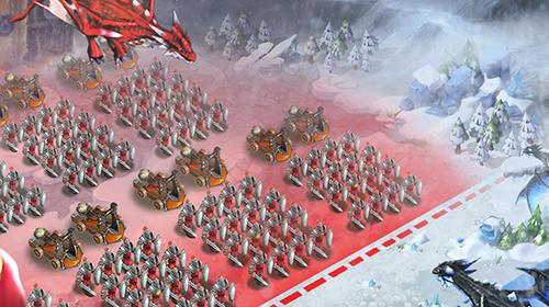 Onlinespiele Lords of empire elite für das Smartphone