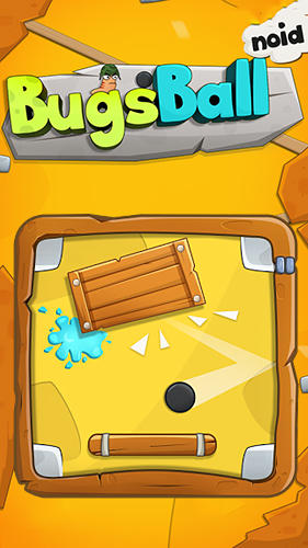 Bugsballnoid Screenshot