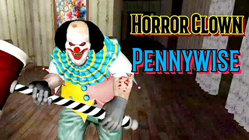 Horror сlown Pennywise: Scary escape game Screenshot