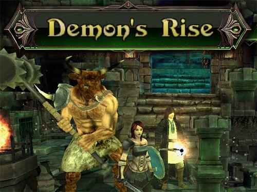 logo Rebelión de los demonios