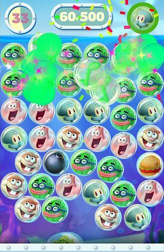 Sponge Bob: Bubble Party für iPhone