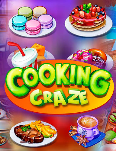 Cooking craze: A fast and fun restaurant game скриншот 1