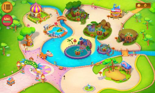 Crazy zoo Screenshot