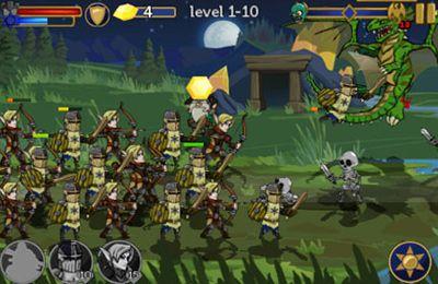 Les Guerres Légendaires