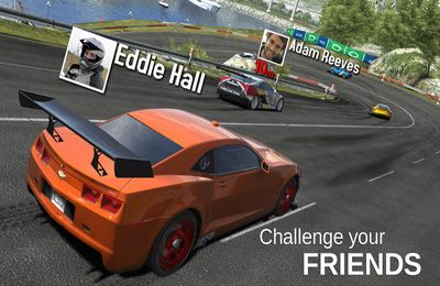 Multiplayer games: download GT Racing 2: The Real Car Experience to your phone