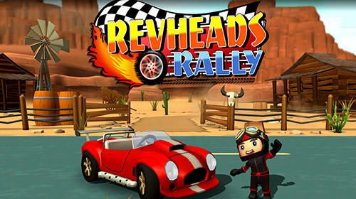 Rev heads rally captura de pantalla 1