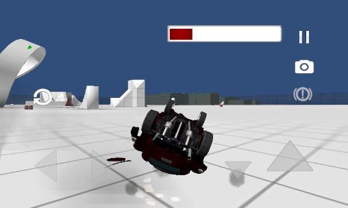 Car crash simulator 2: Total destructioncapturas de pantalla