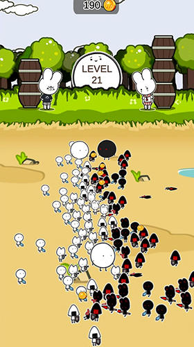 Mini army pour Android