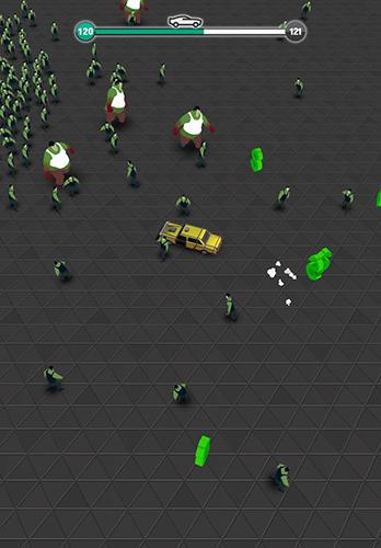 Zombie Traffic slam: Zombie drift hunters auf Deutsch