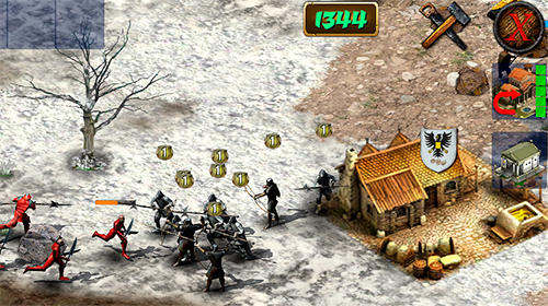 Empire at war 2: Conquest of the lost kingdoms скриншот 1