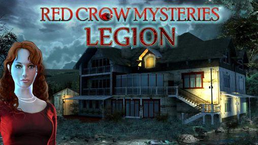 logo Red Crow Mysteries: Legion