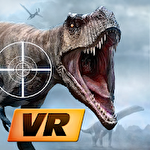 Dino VR shooter: Dinosaur hunter jurassic island icono