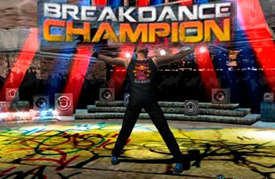 logo El campeón del Break Dance Red Bull