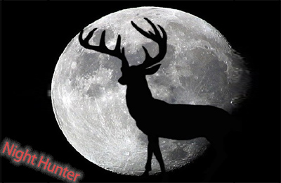 logo Caza de noche