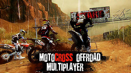 Иконка Motocross offroad: Multiplayer