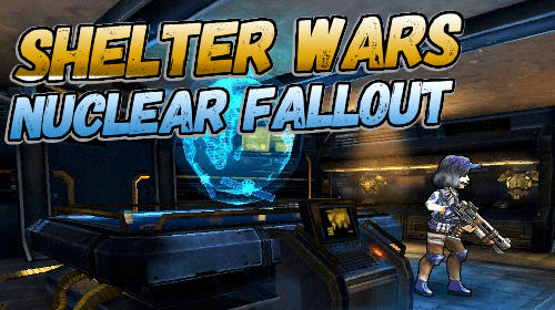 Shelter wars: Nuclear fallout captura de tela 1