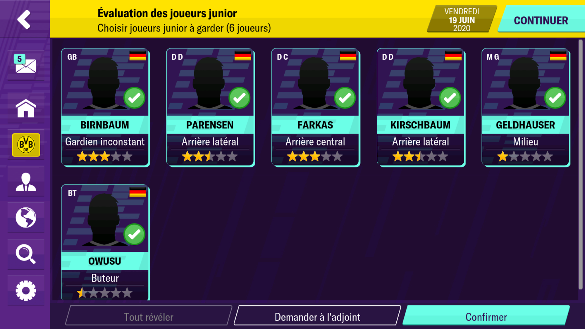 Football Manager 2020 Mobile pour Android