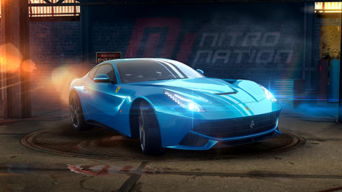 Racing Racing fever 3D: Speed for smartphone