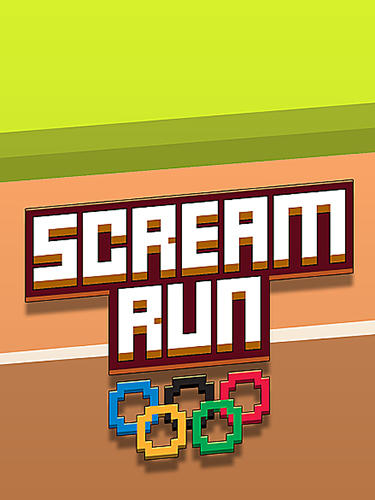 Scream run.io Symbol