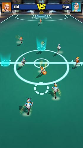 скріншот Basketball strike