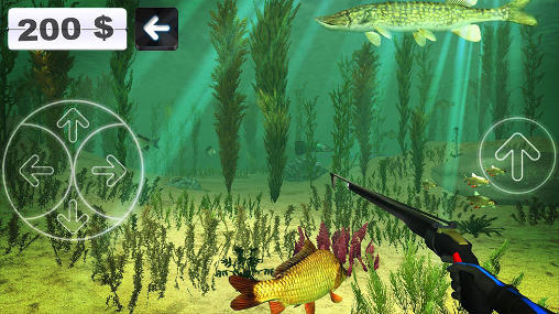 Spearfishing 3D für Android