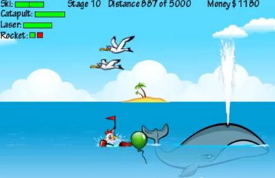 Скріншот Flugtag Pro на iPhone
