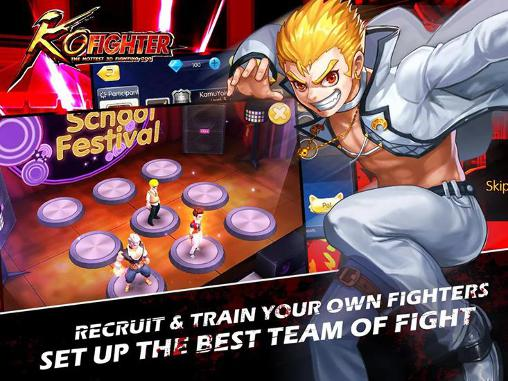 KO fighter: The hottest 3D fighting RPG für Android