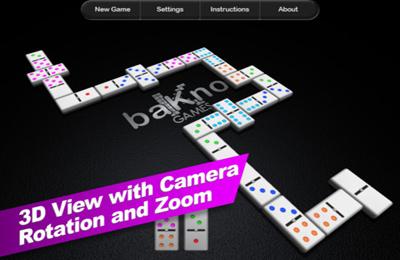 Screenshot Domino HD on iPhone