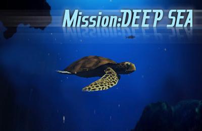 логотип Миссия: Морские Глубины