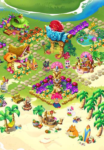 Tropicats: Puzzle paradise para Android