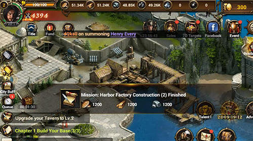 Legend of vikings für Android