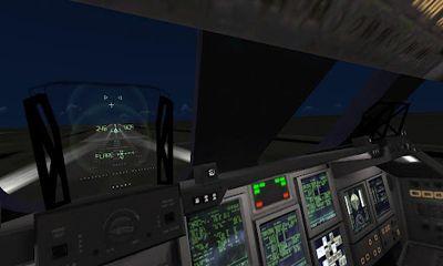 F-Sim Space Shuttle screenshot 1