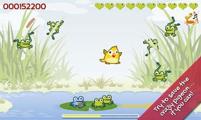 The Froggies Game auf Deutsch