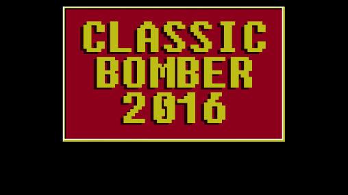 アイコン Classic bomber 2016