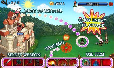 Strategie Cartoon Defense 2 für das Smartphone