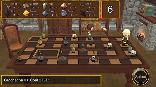 RPG-Spiele Pocket of warrior für das Smartphone